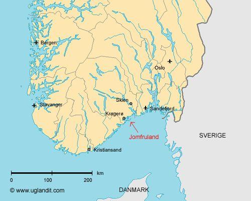 kart over jomfruland Besøk Jomfruland | Jomfruland fuglestasjon kart over jomfruland